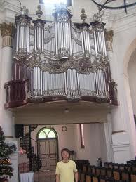 Inside Blenduk Church vahn.friendster.com