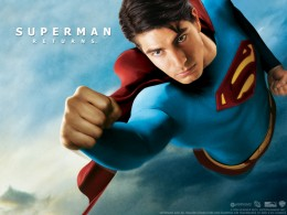 A timeless hero (Superman Returns).