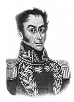 "Simon Bolvar - ""The George Washington of the South"""