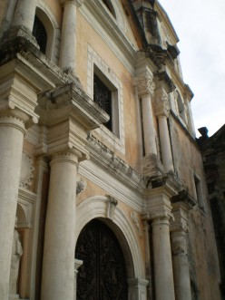 San Augustin Church, Intramuros, Manila.