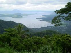 Lake Taal.