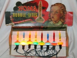 Vintage Christmas Lights