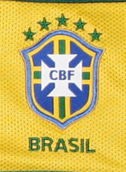 2010 Brazil - Seleo (Selection) or Canarinho (Little Canary)