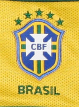 2010 Brazil - Seleo (Selection) or Canarinho (Little Canary)