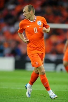 Arjen Robben June 11th 2010 South Africa