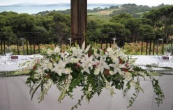 Wedding flowers arrangements
