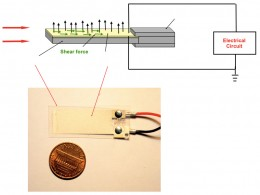 Piezoelectric energy has been known about for almost a century and is being used under roads in Britain to generate electricity from passing cars.