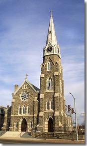 St. Mary's Church, Norwalk, Connecticut