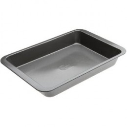 Range Kleen 13 3/8 Inch x 9 1/8 Inch Bake and Roast Pan