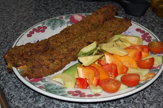 Noorani Seekh Kebab
