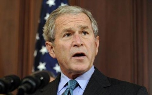 funny george bush quotes