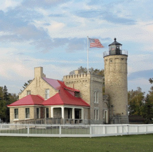Old Mackinac Point Light Station