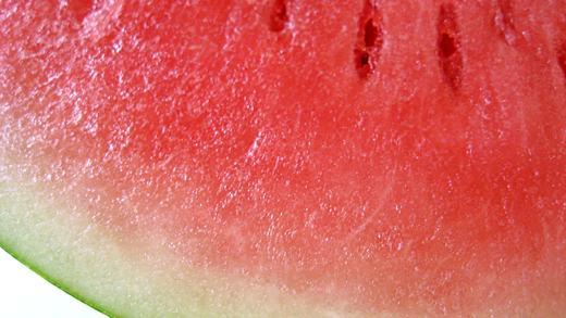Watermelon / Photo by E. A. Wright