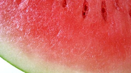 Watermelon / Photo by E. A. Wright