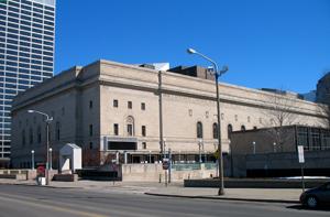 Cleveland's Public Auditorium
