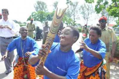 At Tanzania