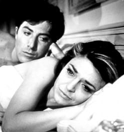 Dustin Hoffman & Anne Bancroft
