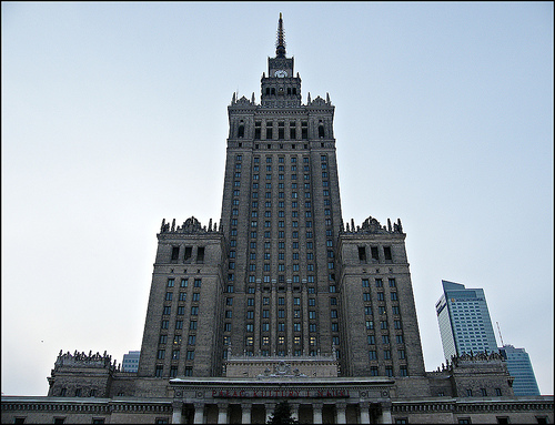 The Palace of Culture and Science, Warsaw