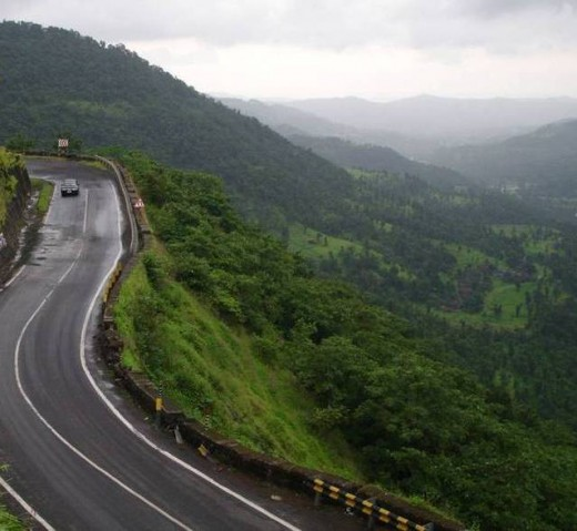 Pune to Bombay green