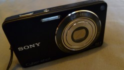 Sony Cybershot DSC W350 Review