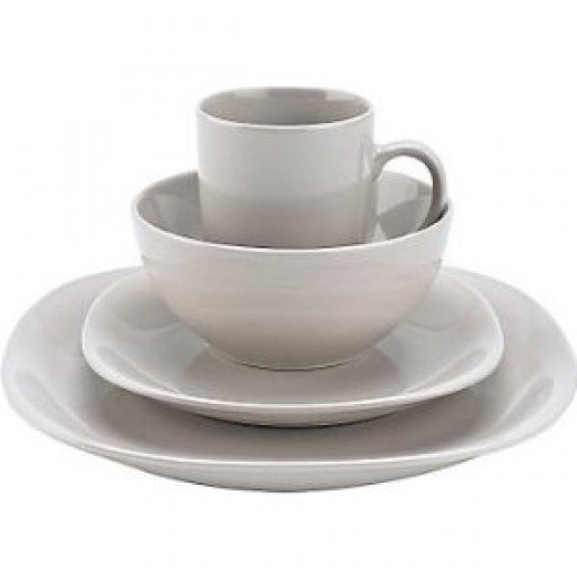 Quadro 16-pc. Dinnerware Set