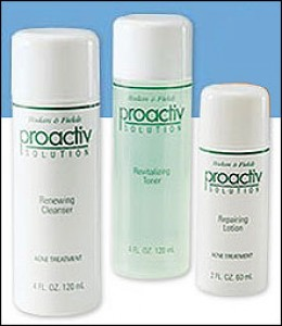 The Proactiv 3-Step System for Acne