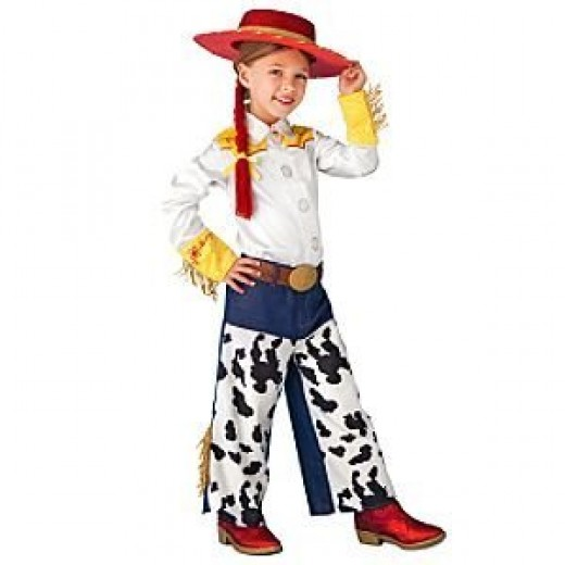 Jessie Fancy Dress Costume