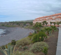 La Caleta is a village with beaches in Tenerife's northwest