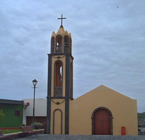 La Caleta church