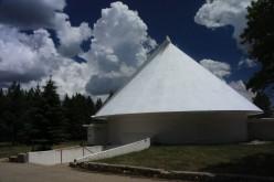 Photos Of Solar Telescopes At National Solar Observatory