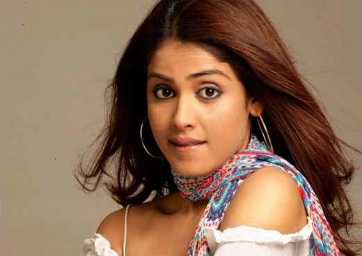 Genelia D'Souza in READY