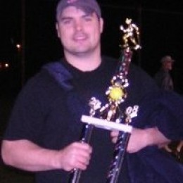 A pic of me after we won it all in 2008! Hopefully we can win it again this fall after getting knocked out in the finals last year.