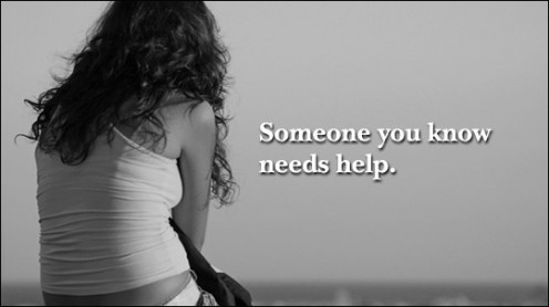 Someone you know could need your help...are you paying attention to be able to hear them call silently for you?