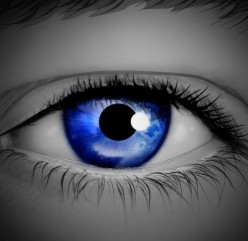 Sapphire Eyes - A Short Story