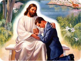 If we confess our sins, Jesus always forgive us
