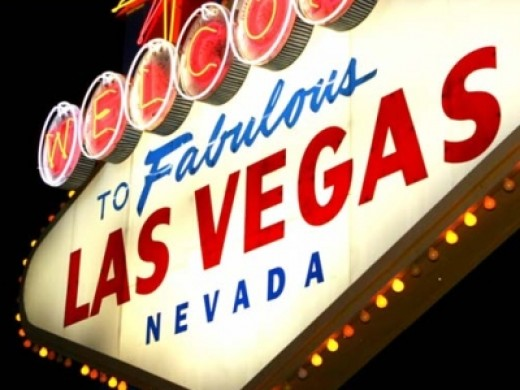 Las Vegas, a fun destination on your cheap ticket to Costa Rica from Canada