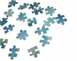 How to Put Large Jigsaw Puzzles Together