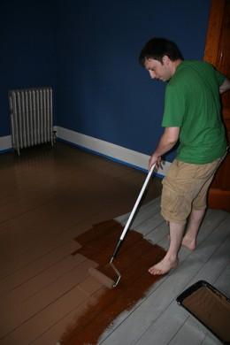 How To Change A Linoleum Floor With Paint | Apps Directories