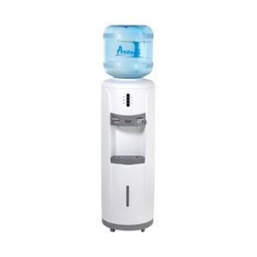 Avanti Hot and Cold Water Dispenser - White