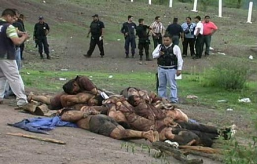 12 police killed as 'payback' 7.15.2009
