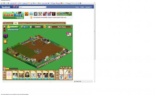 My Farmville Farm