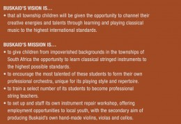 The Projest's Vision and Mission.