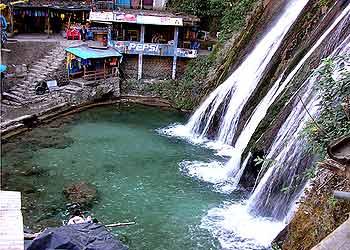 Kempty Falls - Musoorie