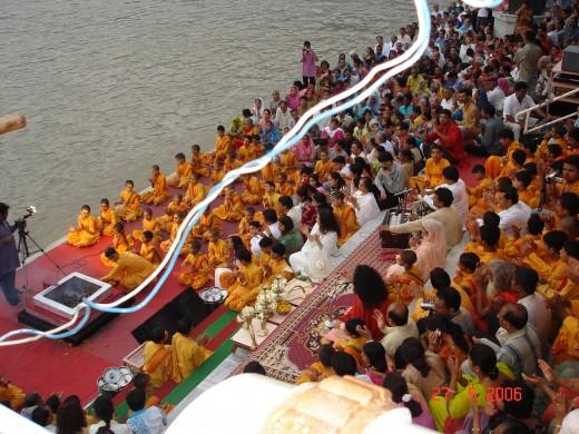 Rishikesh Grand Aarti - I