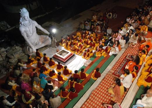 Rishikesh Grand Aarti - III