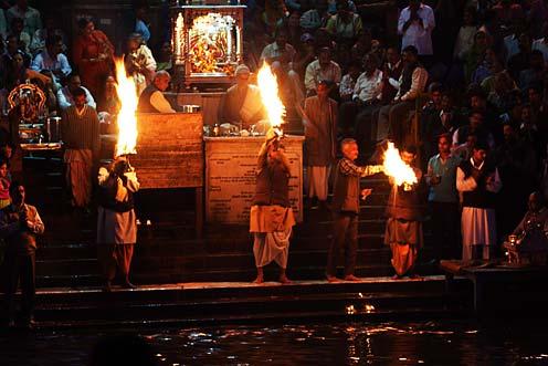 Haridwar - Grand Aarti - I
