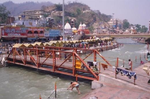 Haridwar - Har ki Pauri - II