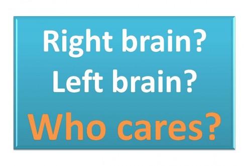 I Care!