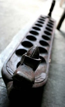 Dakon   Traditional Javanese toy