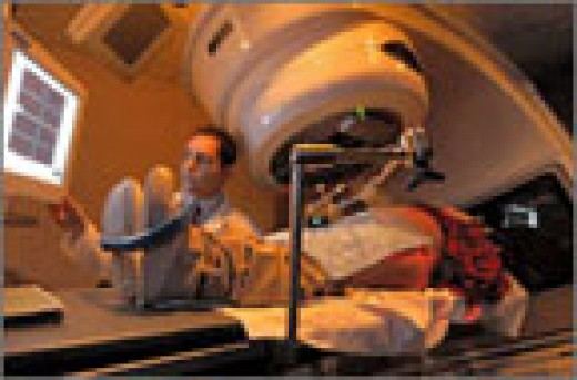 Mesithelioma treatment option Radiation.
